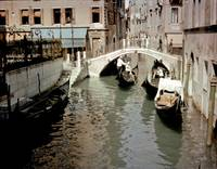 Venice Moise Bridge October 1932