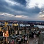 """Top of the Rock Viewing Platform"" by mgarbowski"