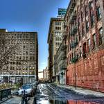 """John Street, Brooklyn"" by mgarbowski"