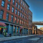 """Water Street, DUMBO"" by mgarbowski"