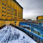 """High Line Spur - Cool Tone & Brilliance"" by mgarbowski"