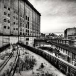 """High Line Spur B&W"" by mgarbowski"