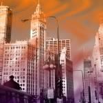 """""""Toxic City"""" by Marshallography"""