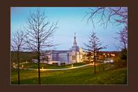 Palmyra, New York, LDS Temple