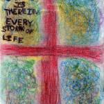 """Jesus is in Every Storm"" by JKLUNDGREN"