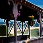 """Bridge to Paradise"" by Marshallography"