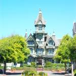 """Carson Mansion, Eureka, CA"" by bppy1"