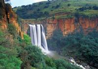 Elands River Falls,South Africa