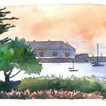 """San Francisco watercolor study"" by billfehr"