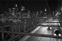 Brooklyn Bound Traffic at Night