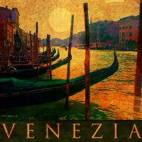 venezia Art Prints & Posters by r christopher vest
