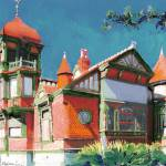 """Villa Montezuma by RD Riccoboni"" by RDRiccoboni"