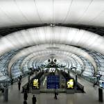 """""""Thailand - Suvarnabhumi Airport"""" by hockhow"""