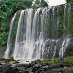 """Santa Cruz falls,Philippines"" by Leksele"