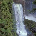 """Canim falls,Canada"" by Leksele"