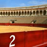 """Plaza de Toros, Sevilla"" by TheGreatAffair"