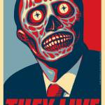 """They Live (prez)"" by swellzombie"