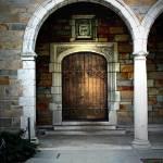 """""""Campus Door"""" by hess"""