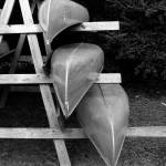 """Three Canoes"" by chuckbillingsley"