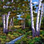 """Summer Aspen"" by jhfineart"