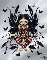 Dark Ribbon Fairy