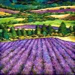 """Tuscan Lavender"" by jhfineart"