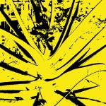 """105BW PMS-102 HEX-F9E814 Yellow"" by Ricardos"