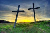 Two Crosses