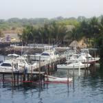 """Cartagena Marina"" by TIMEKEEPER"
