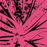 """105BW PMS-205 HEX-E54C7C Pink Red Magenta"" by Ricardos"