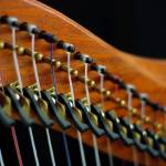 """Dusty Stings Harp"" by Laverman"