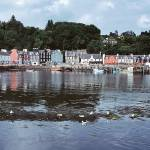 """Panorama Tobermory,Scotland"" by Leksele"