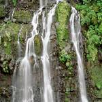 """Grand Galet falls,Reunion island"" by Leksele"