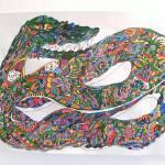"""""""A snake"""" by ekmochi"""
