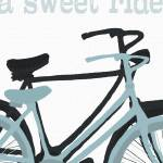 """A SWEET RIDE - VINTAGE BICYCLES"" by lisaweedn"