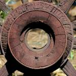 """""""Wagon Wheel"""" by cogdog"""