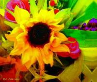 Sassy Sunflower Bouquet