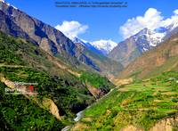 HIMALAYAS in Unforgettable Himachal by HCV Kullu A