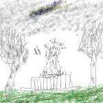 """""""meditative Guru"""" by SKB"""