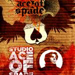 """Studio Ace of Spade - Monthly poster series 01.10"" by simonh4"
