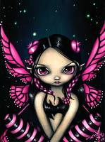 Pink Butterfly Fairy