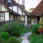 """THE FAIRYTALE COTTAGES OF CARMEL-BY-THE SEA"" by LindaYvonne"