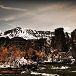 """Mono Lake Panoram"" by johncorney"