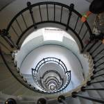 """Ponce Inlet Lighthouse Staircase"" by"