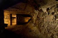 Paris Catacombs,