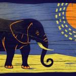 """Elephant"" by BenjaminBay"