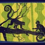 """Monkeys"" by BenjaminBay"