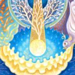 """0833 The Tree of Life"" by Nachshonart"