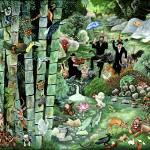 """""""0016_Kleizmer in Nature"""" by Nachshonart"""