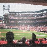 """Busch stadium"" by patrickjwatson"